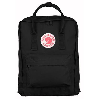 Fjallraven KÅNKEN Backpack- Black