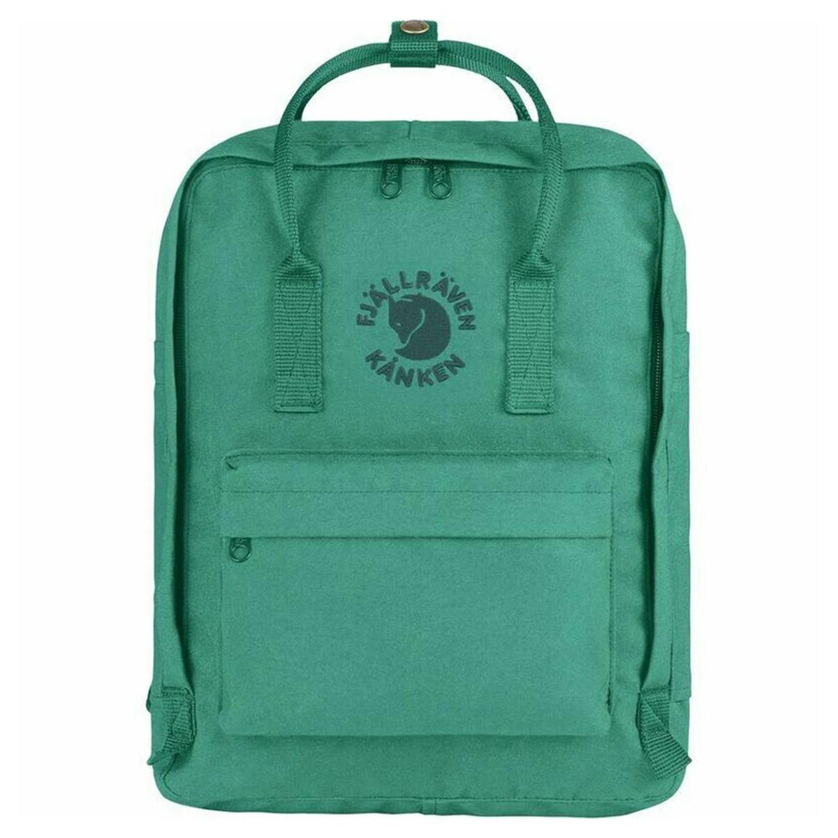 Fjallraven RE-KÅNKEN Backpack- Emerald