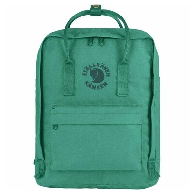 Fjallraven RE-KÅNKEN Backpack- Emerald