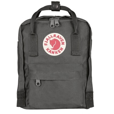 Fjallraven KÅNKEN Mini Backpack- Super Grey