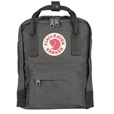 Fjallraven KÅNKEN Mini Backpack- Super Grey