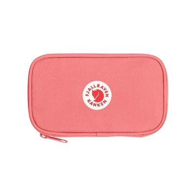 Fjallraven KÅNKEN Travel Wallet- Peach Pink