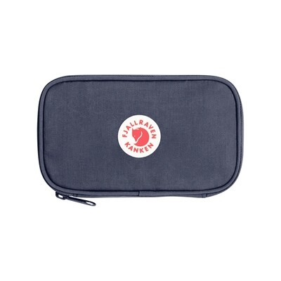 Fjallraven KÅNKEN Travel Wallet- Navy