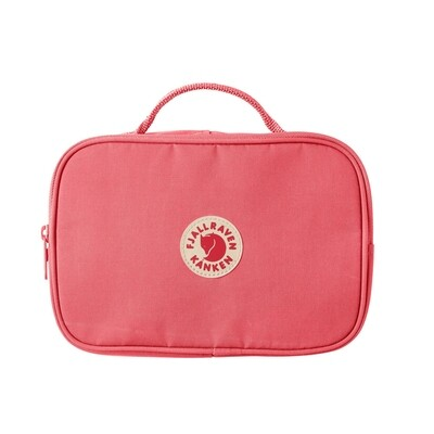 Fjallraven KÅNKEN Toiletry Bag- Peach Pink