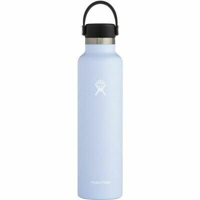 Hydro Flask 24oz Standard Mouth- Fog