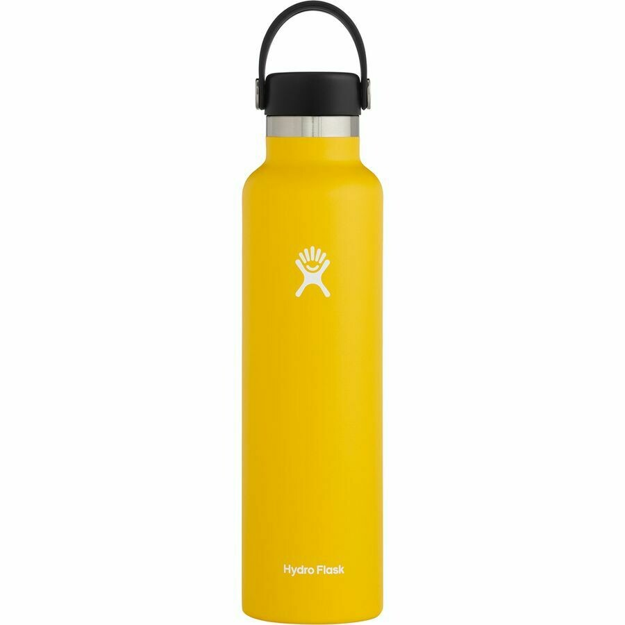 Hydro Flask 24oz Standard Mouth- Sunflower