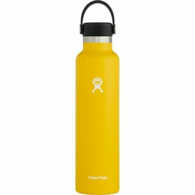 Hydro Flask 24oz Standard Mouth- Sunflower