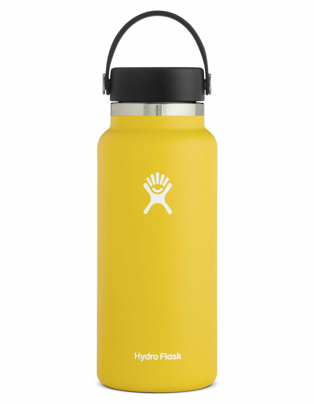 Hydro Flask 32oz Wide Mouth 2.0- Sunflower