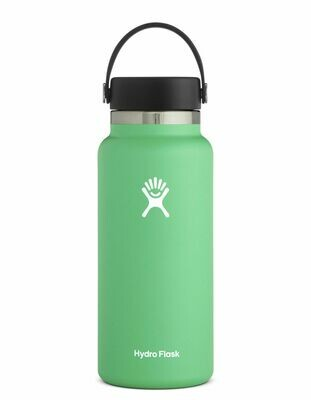 Hydro Flask 32oz Wide Mouth 2.0- Spearmint
