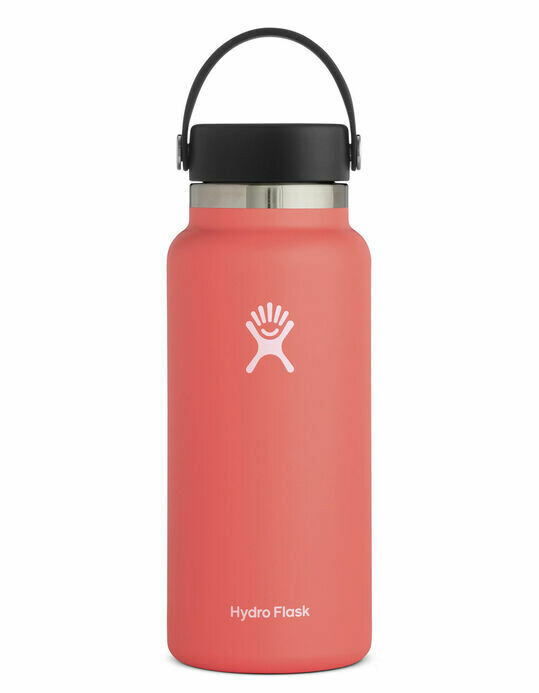 Hydro Flask 32oz Wide Mouth 2.0- Hibiscus