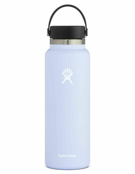 Hydro Flask 40oz Wide Mouth 2.0- Fog