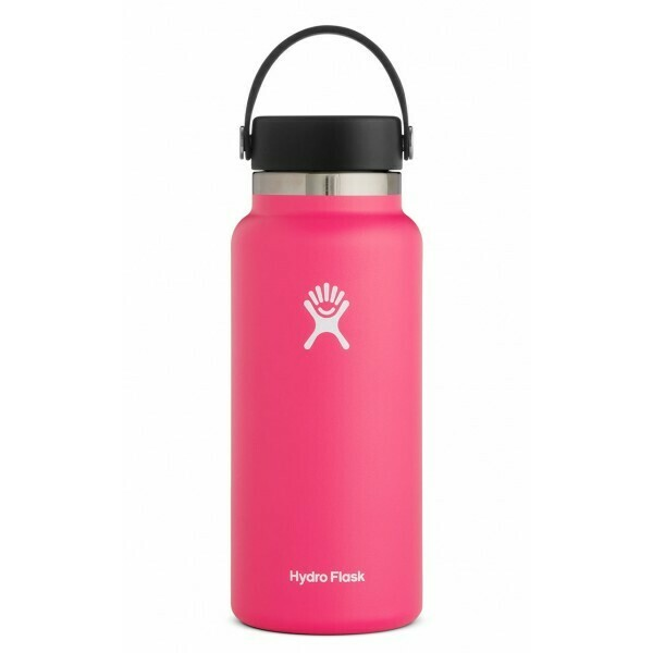 Hydro Flask 32oz Wide Mouth 2.0- Watermelon