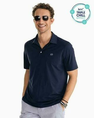 Southern Tide Men's Brrr Driver Performance Polo