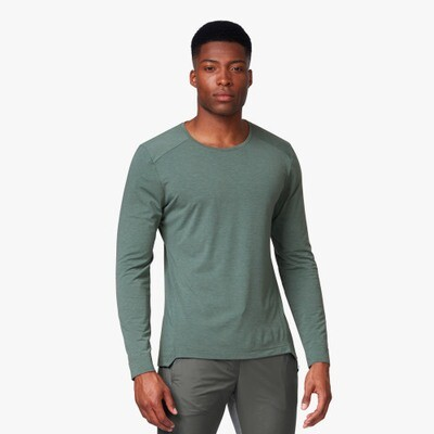On Running Men's Long Sleeve Comfort Tee
