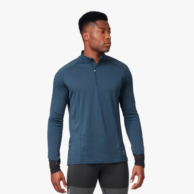 On Running Men's Long Sleeve Weather Shirt