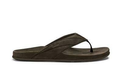 Olukai Men's Pikoi Leather Sandal