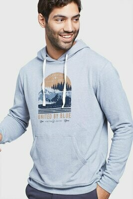 United By Blue Men's Landfall Hoodie
