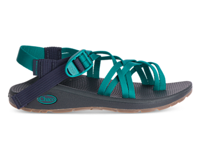 Chaco Women's Z/Cloud X2- Solid Everglade
