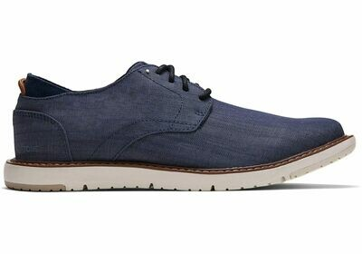 Toms Men's Navi Oxford Denim Shoe