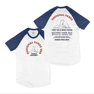 Parks Project National Park Body Shop Tee