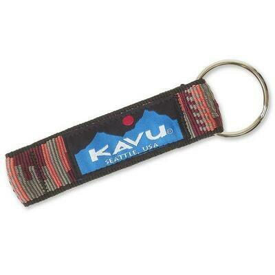 Kavu Keychain- Coral Vibes