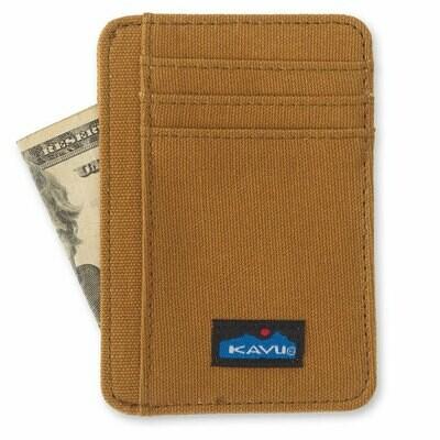 Kavu Fairbanks Wallet- Tobacco