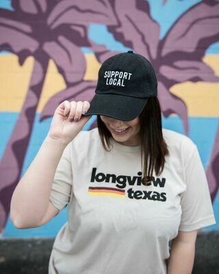 Brands and Threads Longview Texas Tee