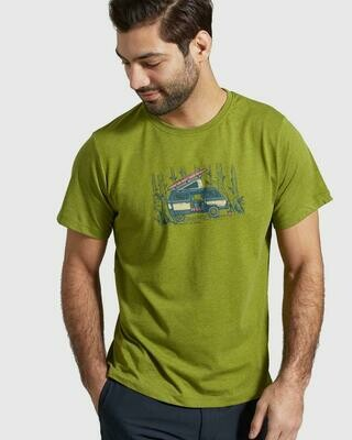 United By Blue Men's Weekend Hideout Tee