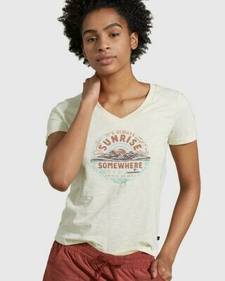 United By Blue Women's Sunrise Somewhere Tee