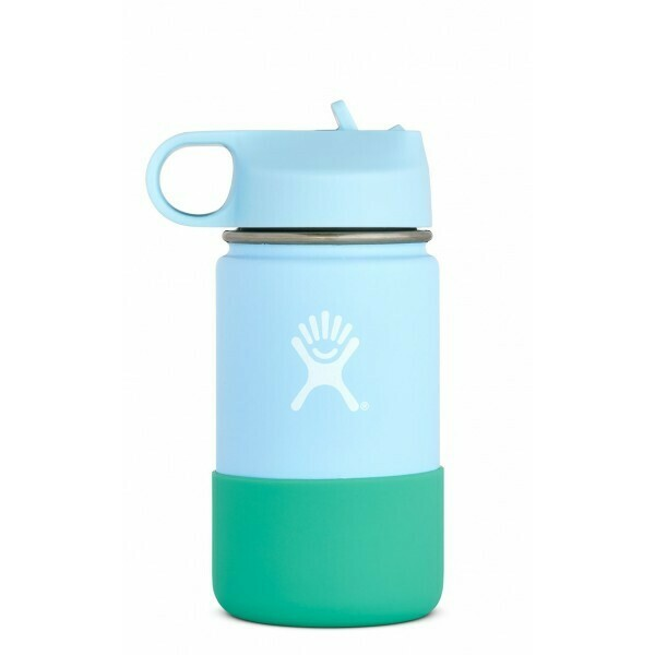 Hydro Flask 12oz Kids Wide Mouth- Frost