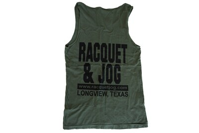Racquet & Jog Old School Core Tank