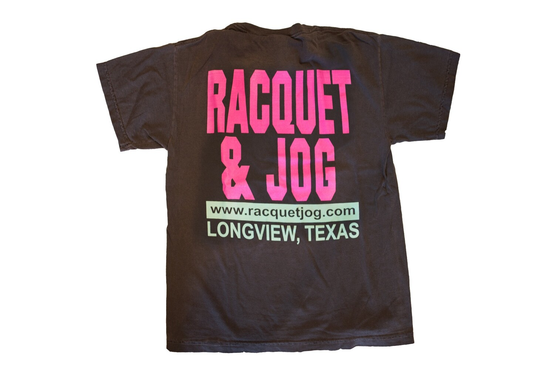 Racquet & Jog Old School Fashion Youth Tee