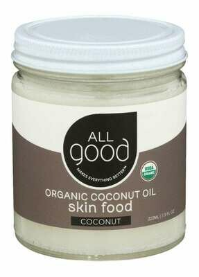 All Good Coconut Oil Skinfood