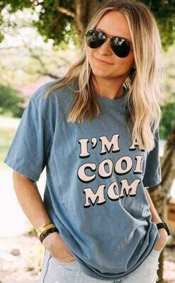Friday + Saturday Cool Mom Tee