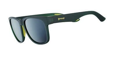Goodr BFG Green Jacket Mafia Sunglasses