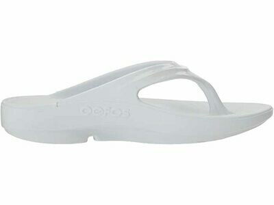 Oofos OOlala Sandal - White