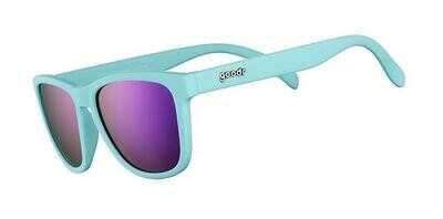 Goodr OG Electric Dinotopia Carnival Sunglasses