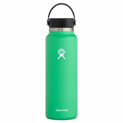 Hydro Flask 40oz Wide Mouth 2.0- Spearmint