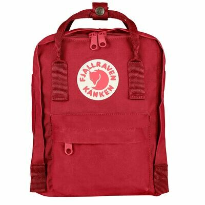 Fjallraven KÅNKEN Mini Backpack- Deep Red