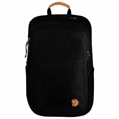 Fjallraven RÄVEN 28 Backpack- Black