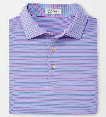 Peter Millar Men's Joyce Stripe Polo