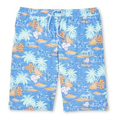 Peter Millar Men's Hawaiian Sunset Trunk
