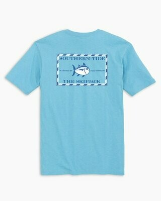 Southern Tide Men's Original Heathered Skipjack Tee