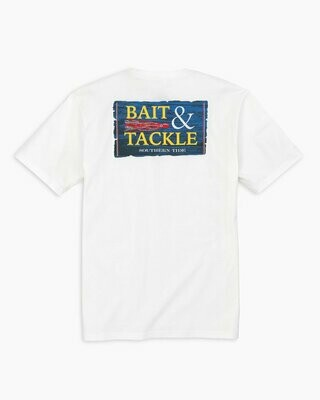 Southern Tide Men's Bait and Tackle Tee