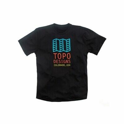 Topo Designs Original Logo Tee