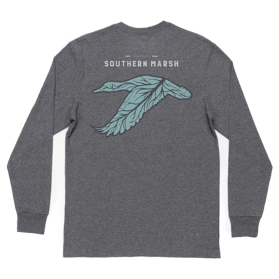 Southern Marsh Men's Delta Duck Tee