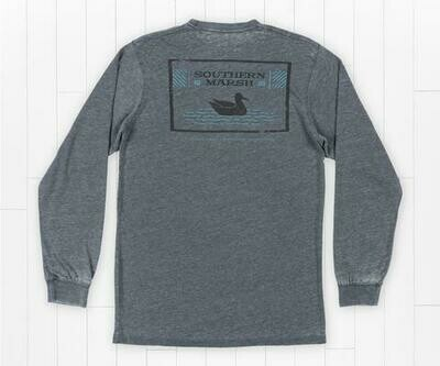 Southern Marsh Men's Seawash Pond Tee