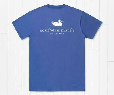 Southern Marsh Men's Authentic Rewind Tee