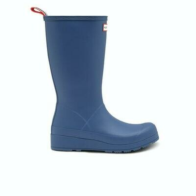 Hunter Women's Original Play Tall Boot- Peak Blue