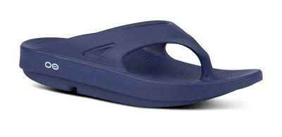 Oofos Original Sandal - Navy